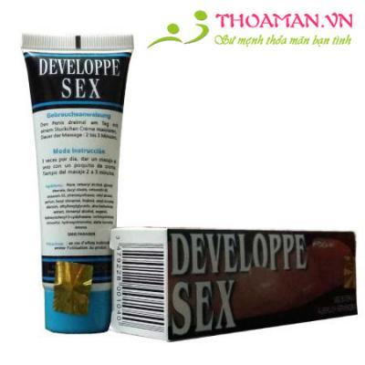 Gel tăng Kích thước DV Developpe Sex