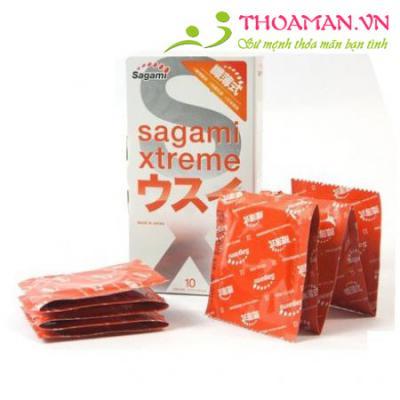Mua hộp Sagami Xtreme Super Thin