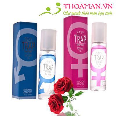 Nước hoa gợi tình kích thích nam nữ Sexy Trap