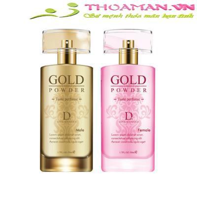Nước hoa kích dục nam nữ GOLD